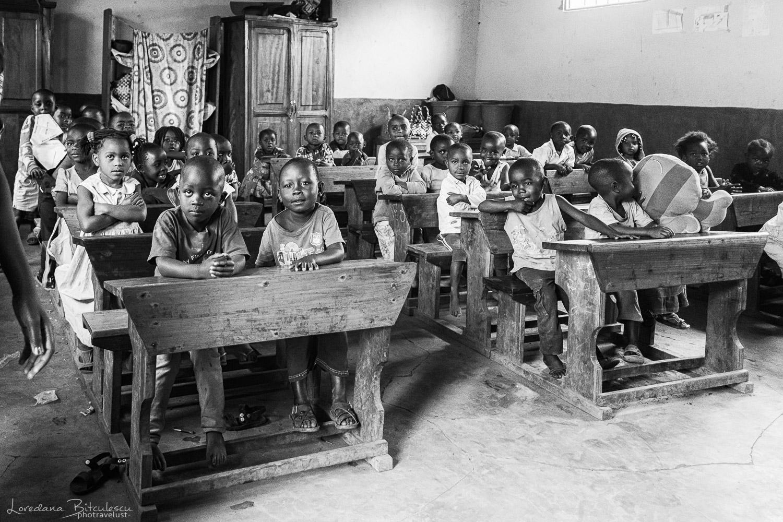 School from Rumangabo