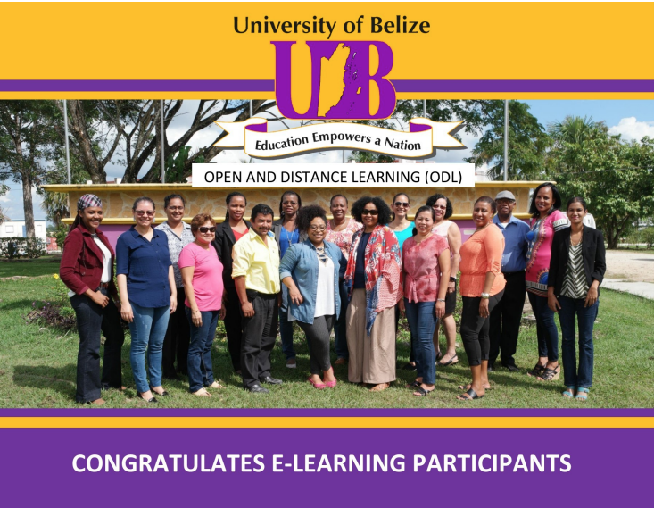 Click to view the University of Belize produced video about the program.