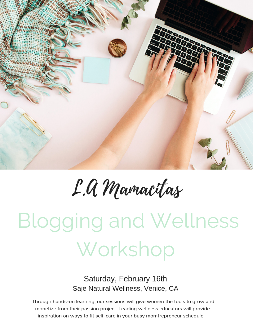 Blogging and Wellness Flyer.png