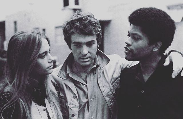 """Coming soon. (Promotional shot, """"The Mod Squad"""")"""