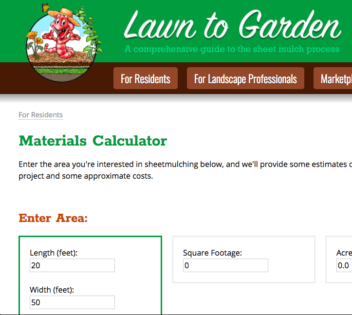 lawntogarden.org/materials-calculator