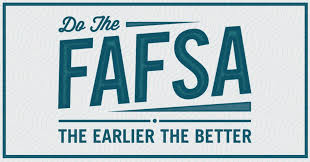 SENIORS : Don't forget to go fill out your FAFSA online in order to apply for TOPS and other forms of financial aid such as Federal Pell Grants and Student Loans. The 2020-2021 application opens on October 1, 2019.