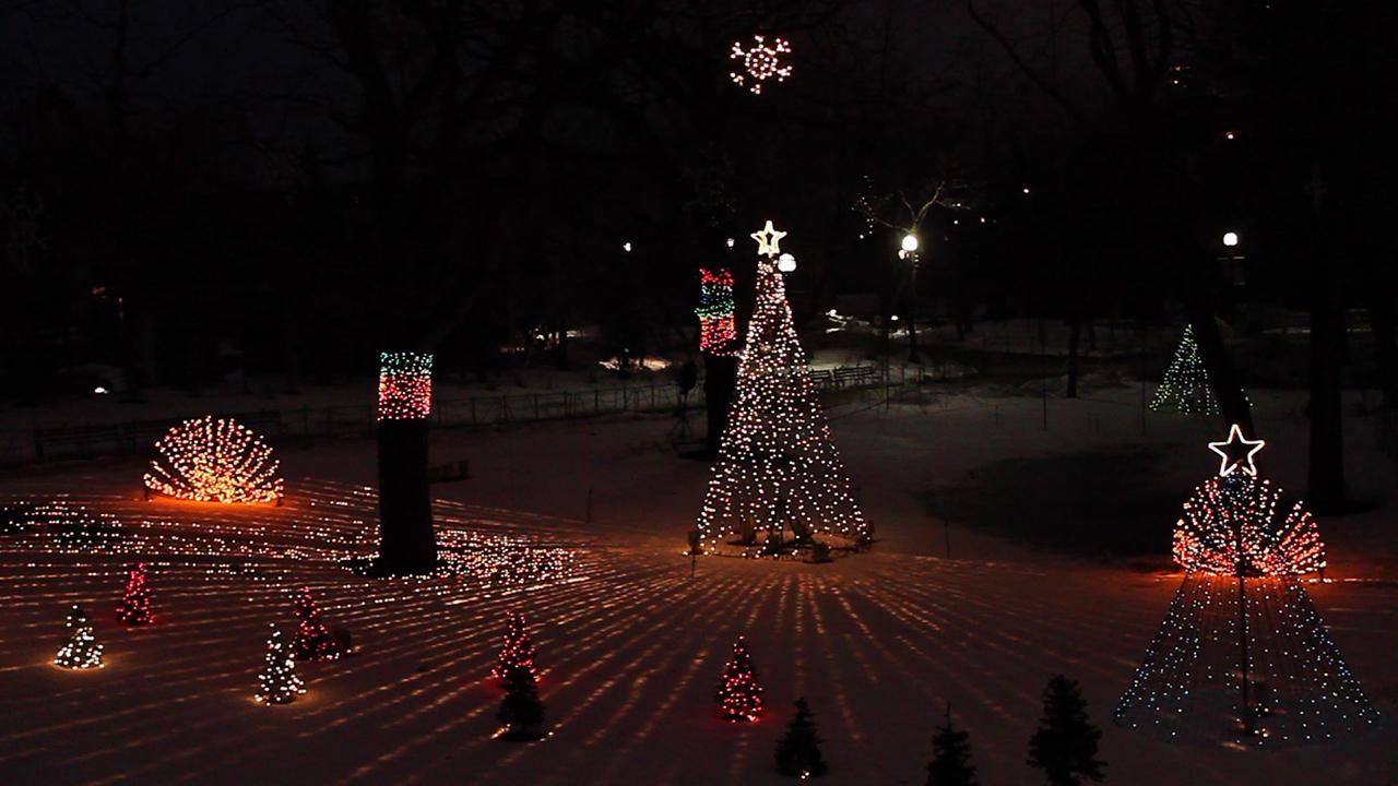 Holiday Lighting Show Designer and Installer
