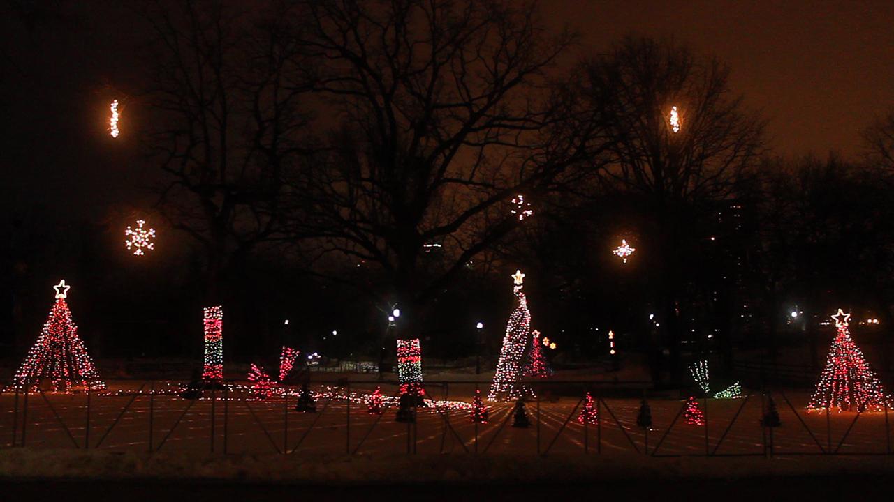 Holiday Light Show by Illuminight Lighting