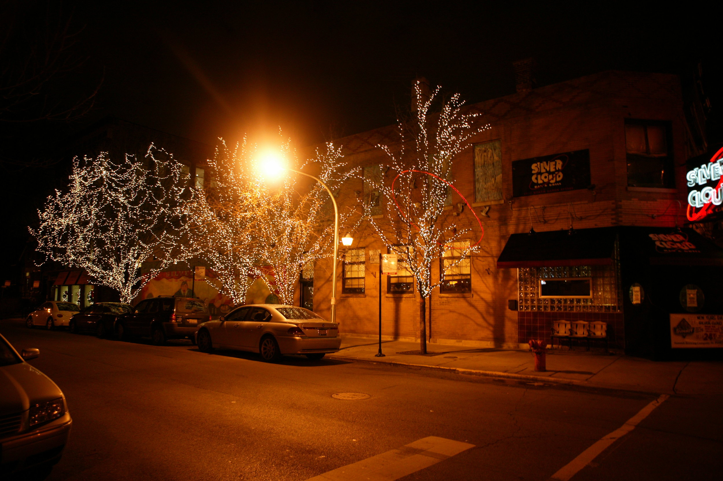 Holiday Lighting for Local Businesses