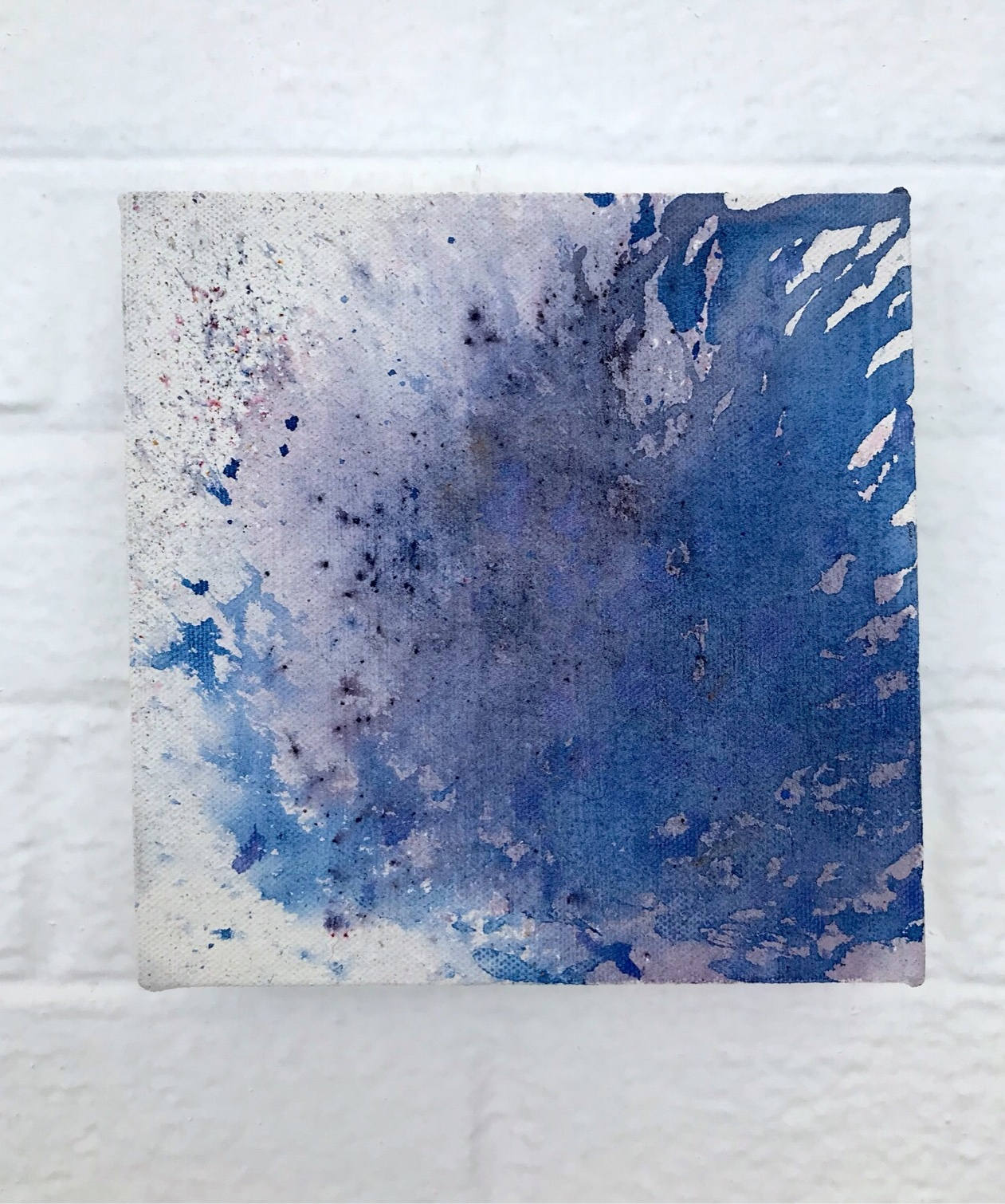 small 7x7 inch painting 2