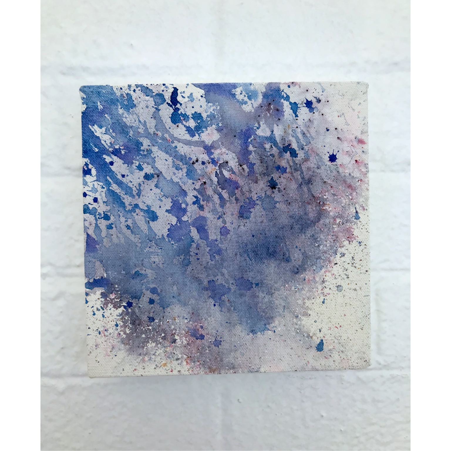 small 7x7 inch painting 1