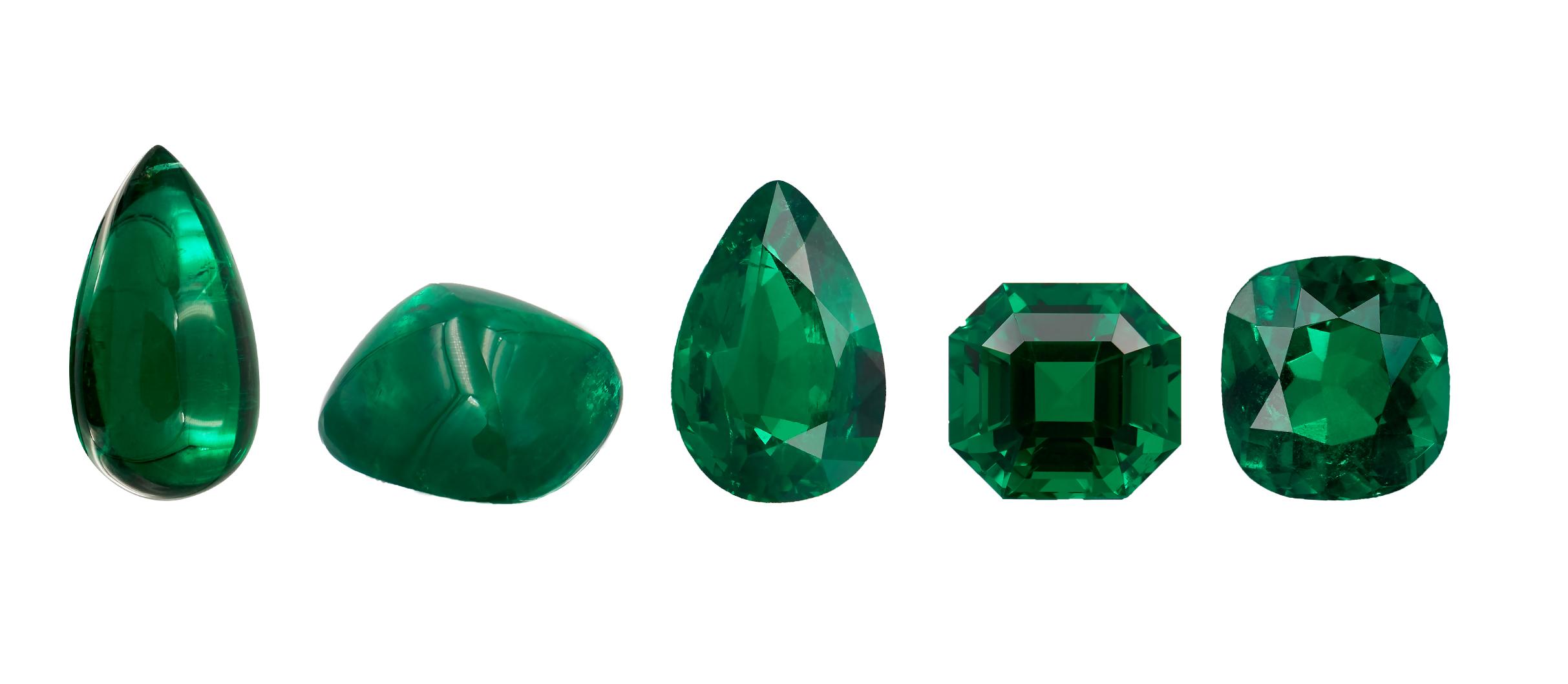 Emerald Cuts