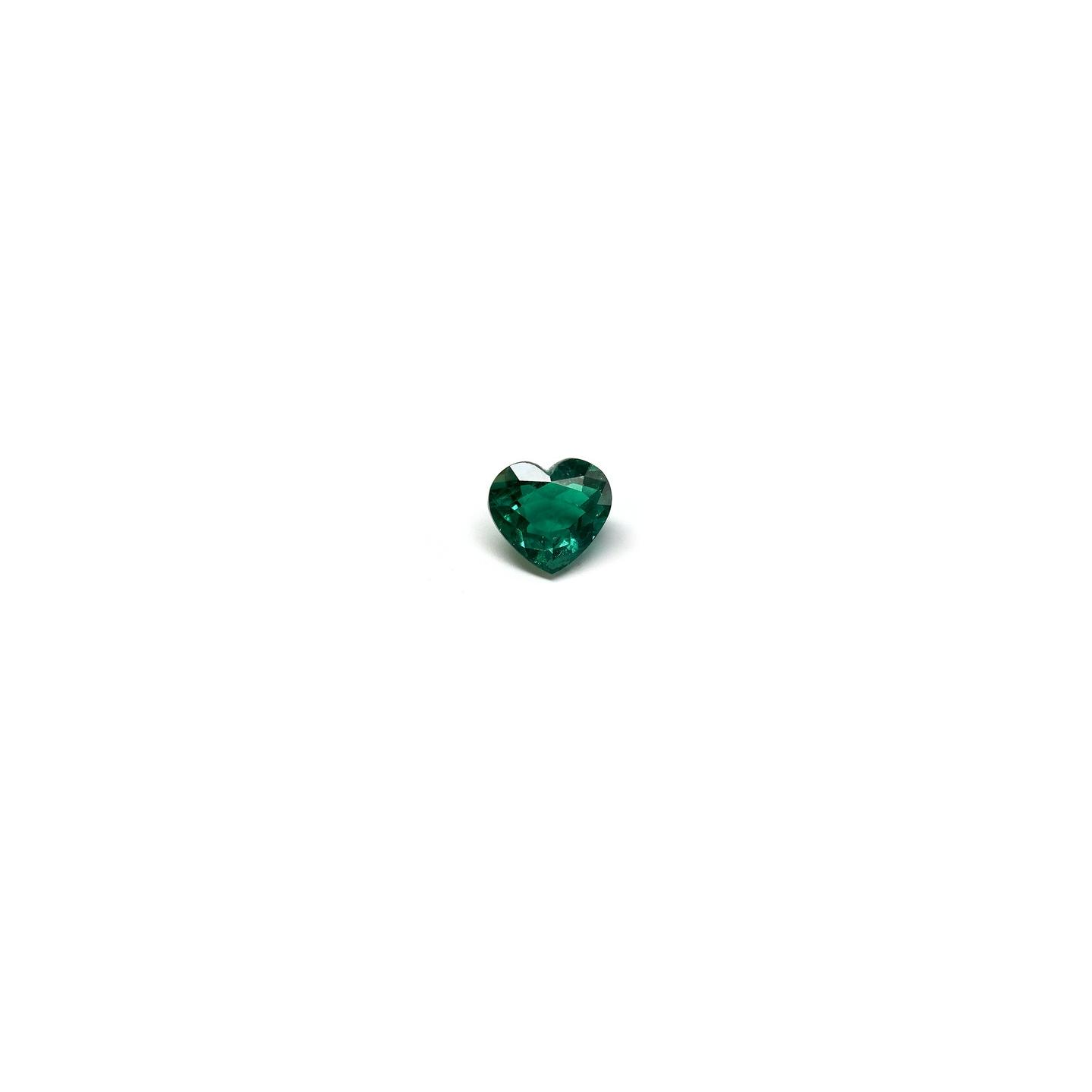 5 carat heart shaped