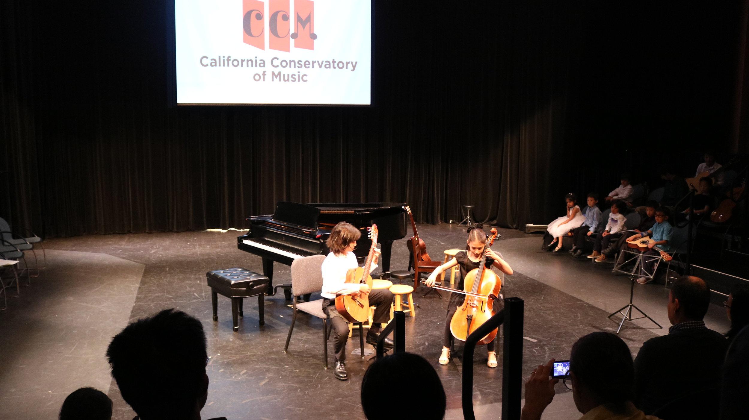 Cello Lessons Santa Clara