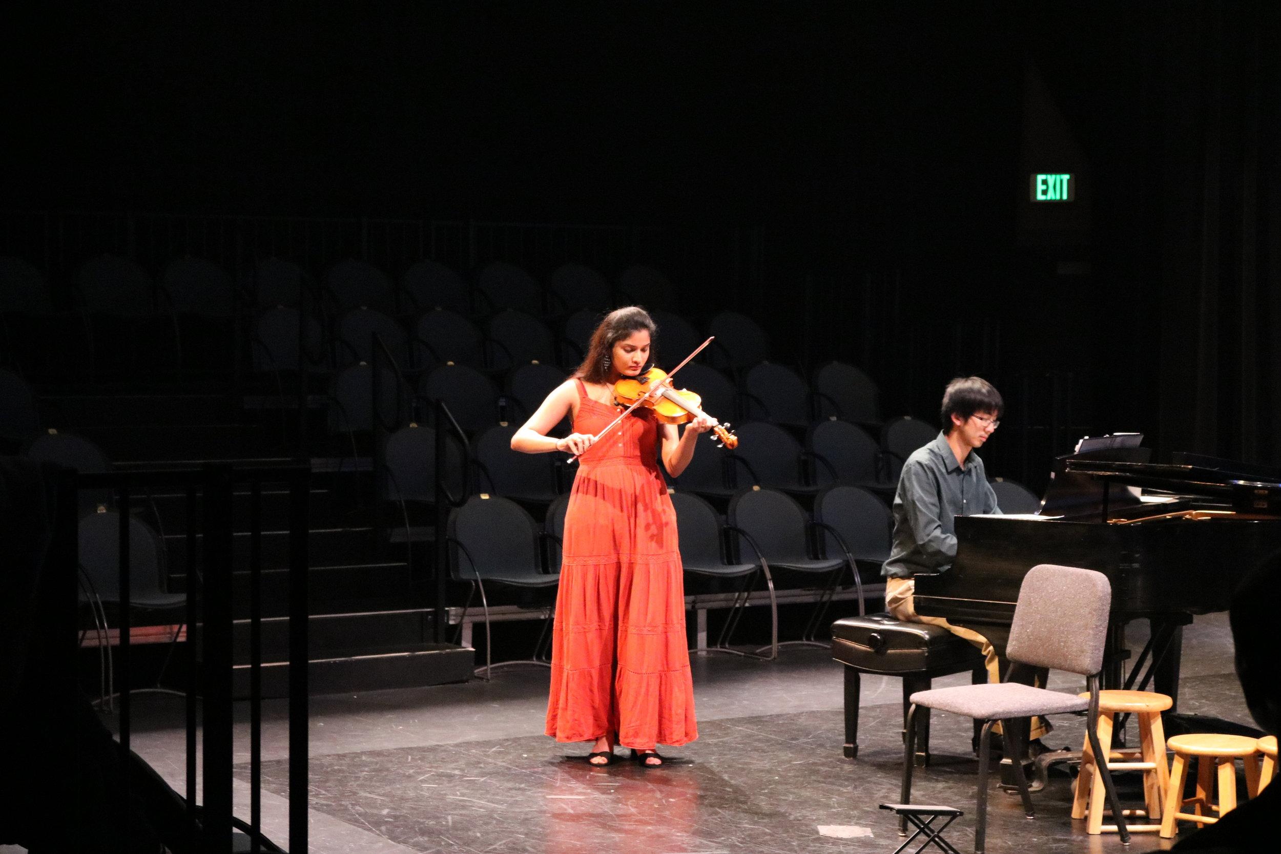 Violin Lessons Santa Clara
