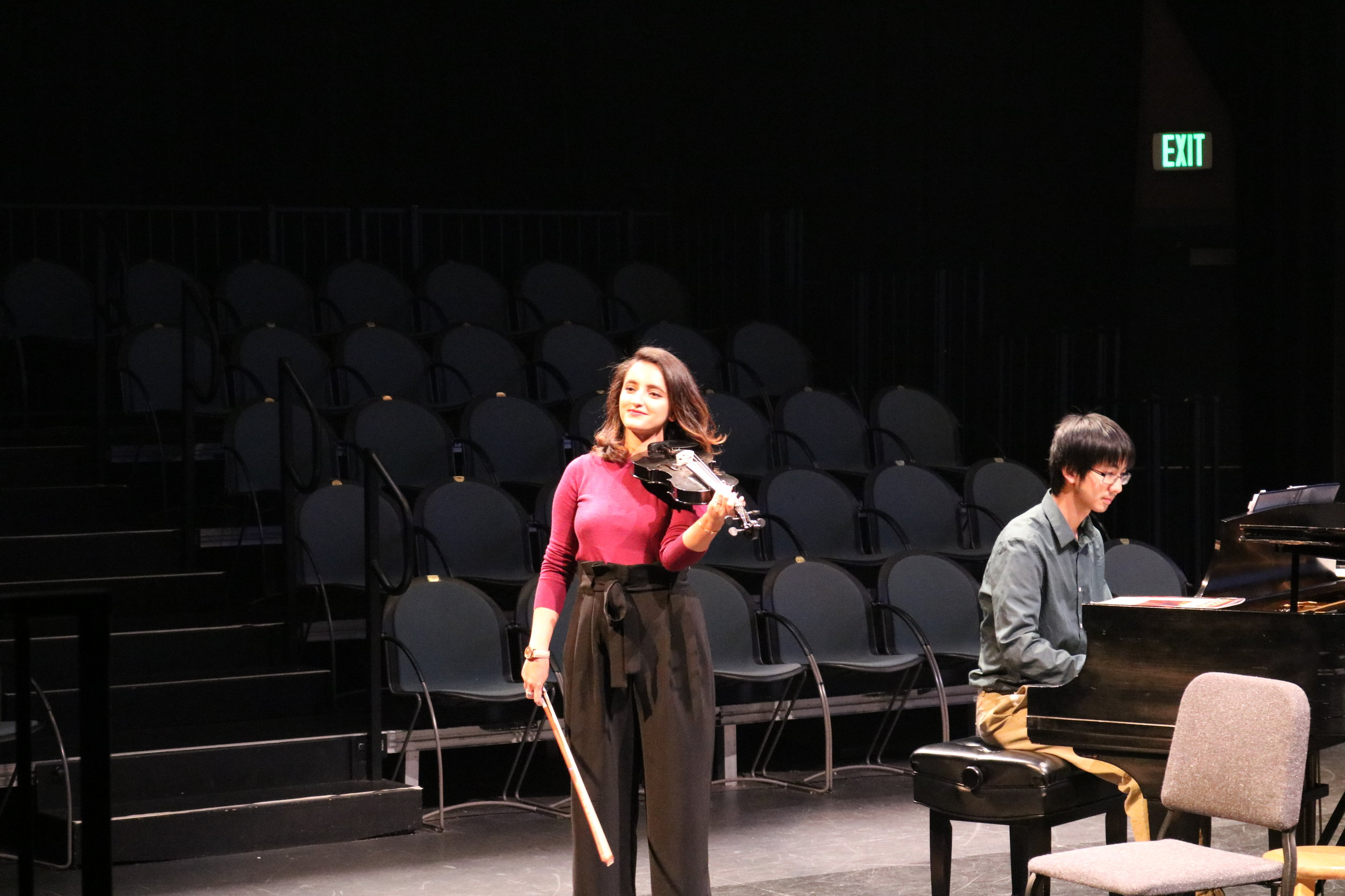 Violin Lessons Redwood City