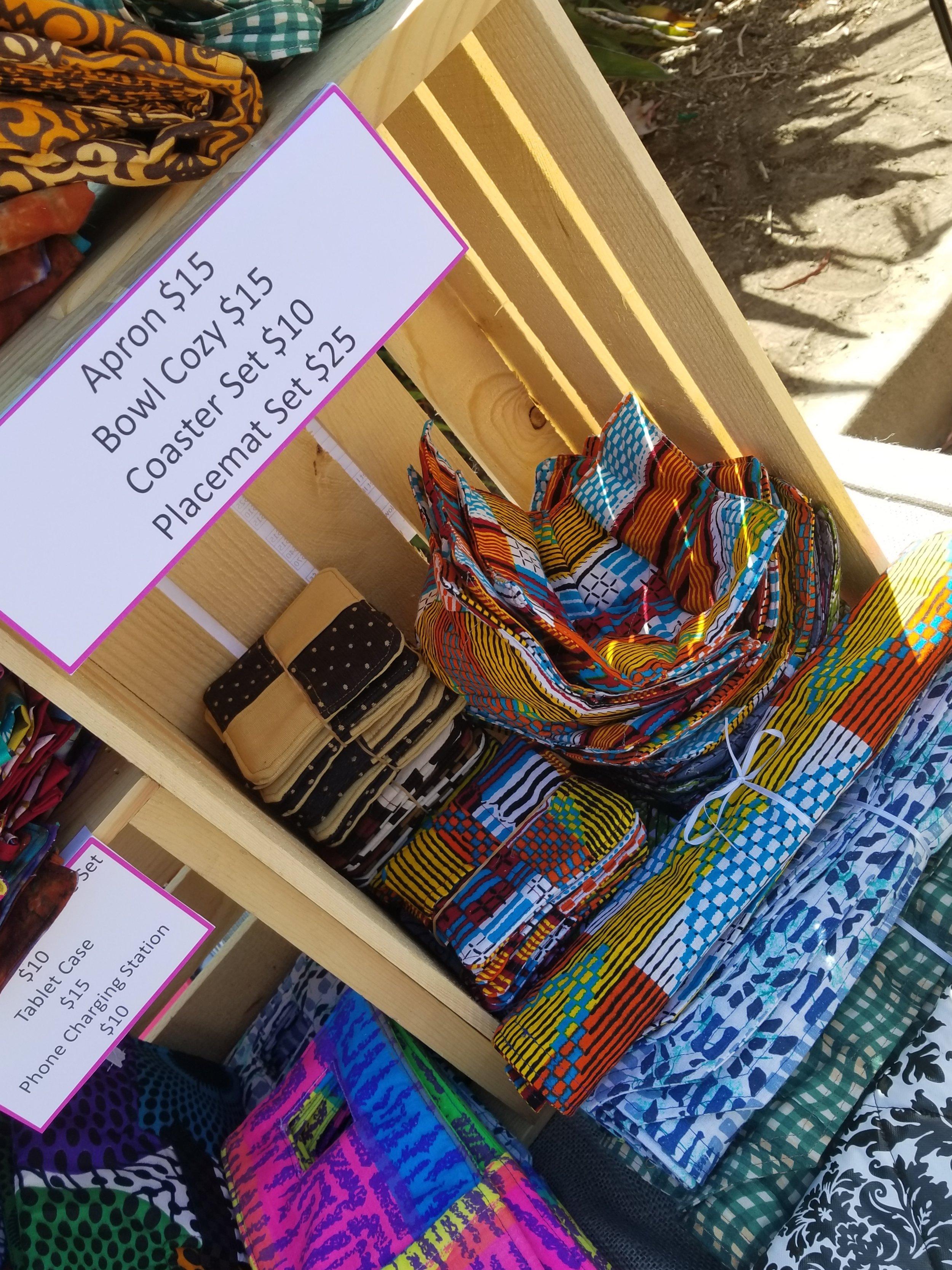 Craft Fair Take Two Flair Huxtable