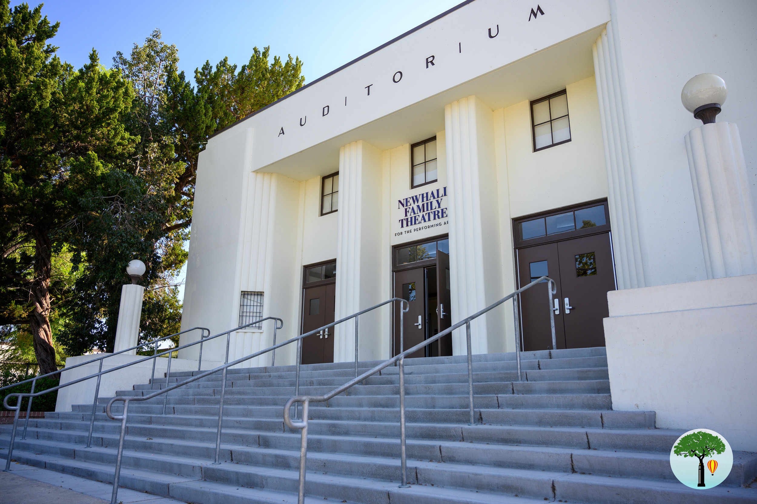 The Newhall Family Theatre for the Performing Arts