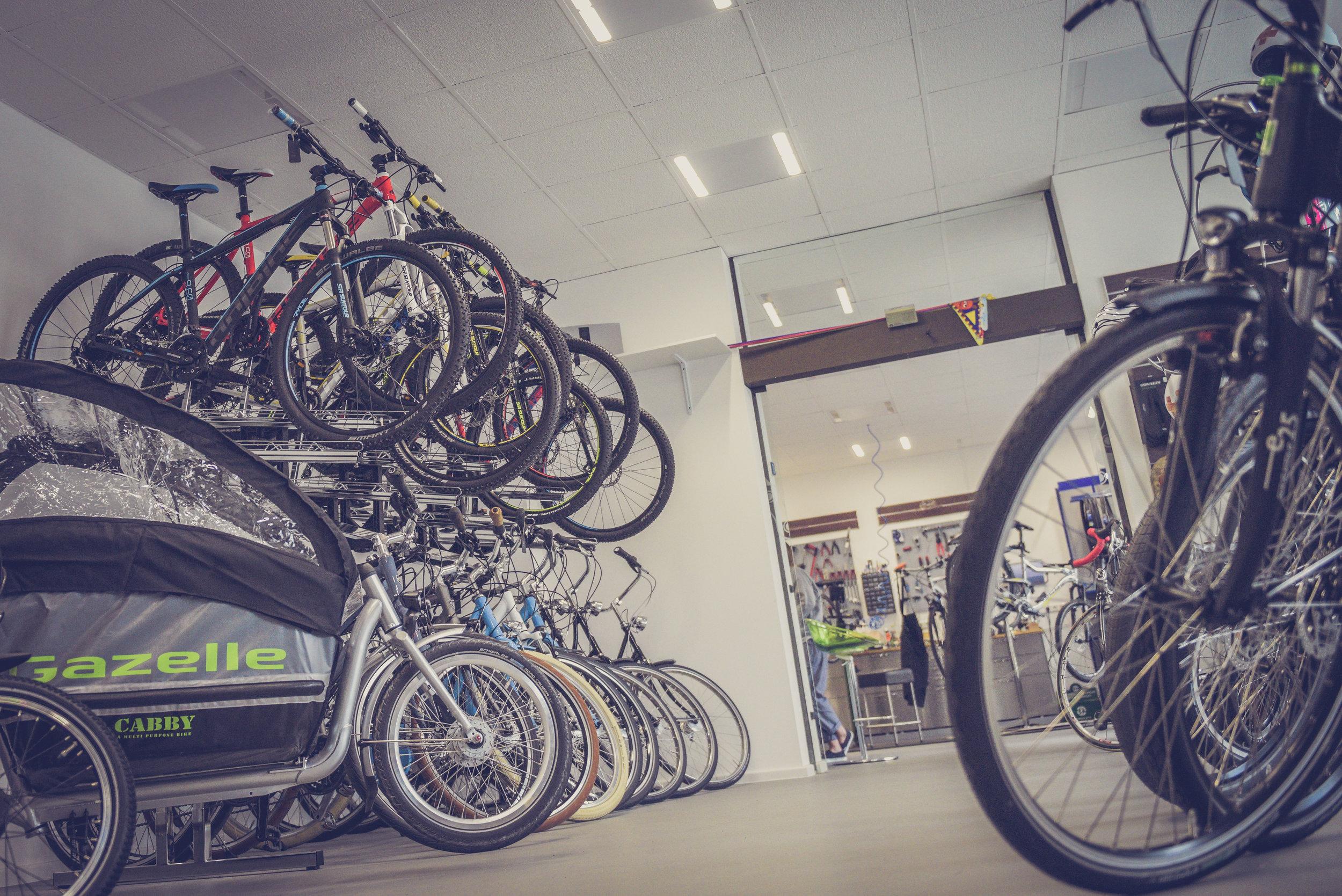 Profitiere als Fahrradhändler von einer Partnerschaft mit Bikmo.