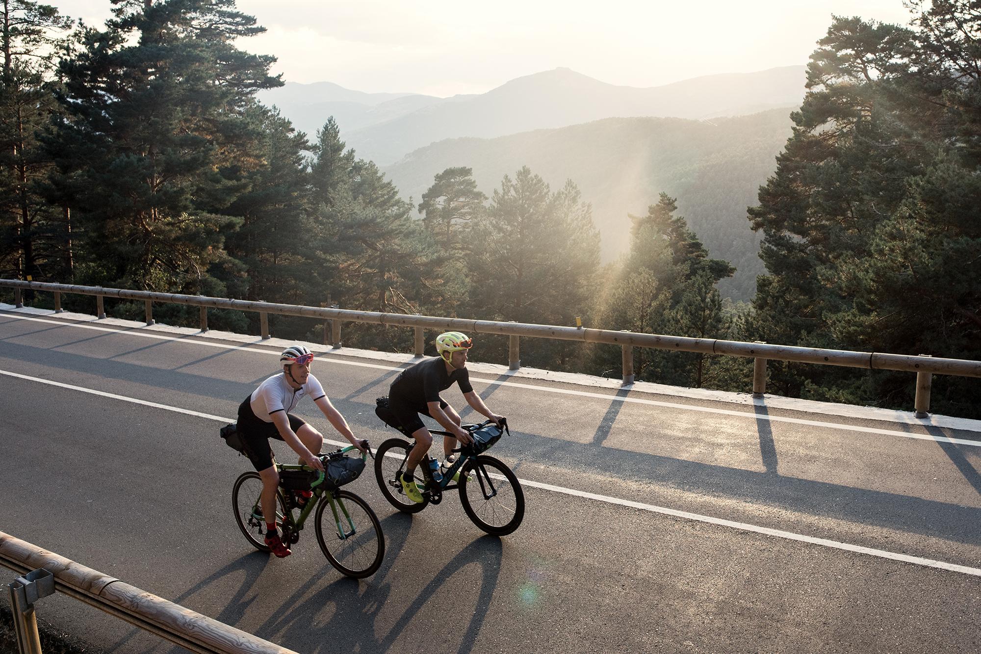 Der Traum vom Bikepacking. Photo by Matt Grayson