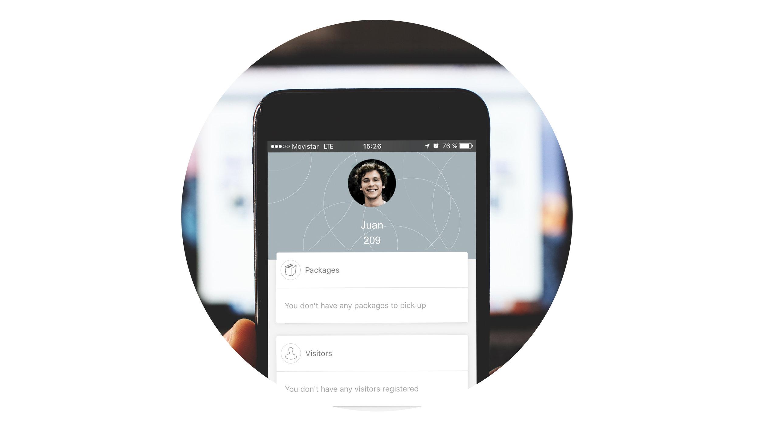 App exclusivo - Com o aplicativo exclusivo para os membros, você pode estar sempre conectado. Aqui você encontrará informações sobre eventos e atividades, conhecer os benefícios, fazer perguntas e autorizar a entrada de seus convidados ao prédio.