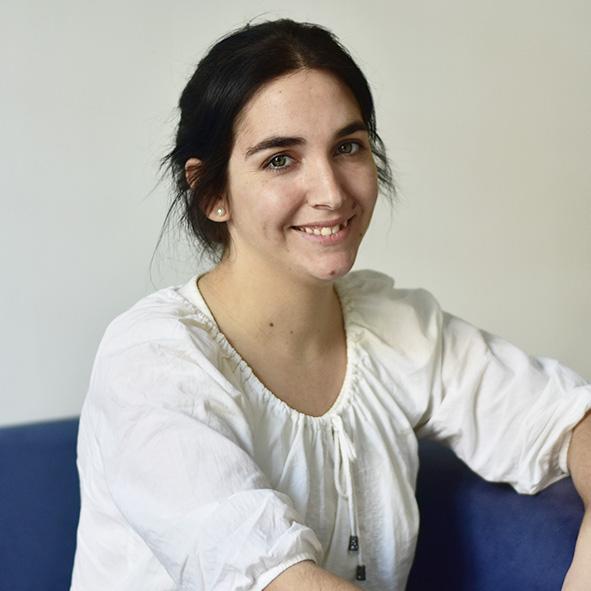 Micaela Dongarrá - BUILDING MANAGERcasaaraucarias@casacampus.com