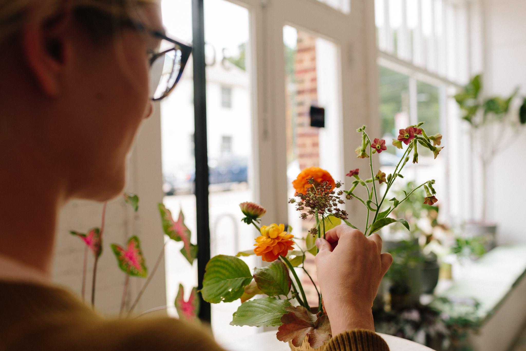 wylde flower shop raleigh nc