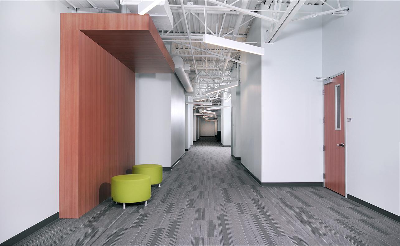 Office-hallway
