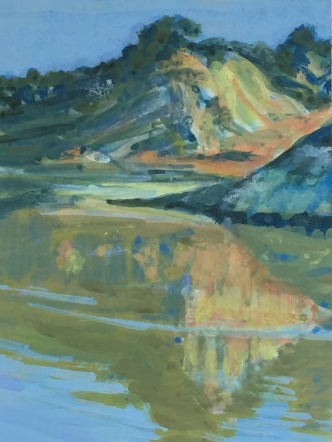 """From the Boat 2 7x5"""""""
