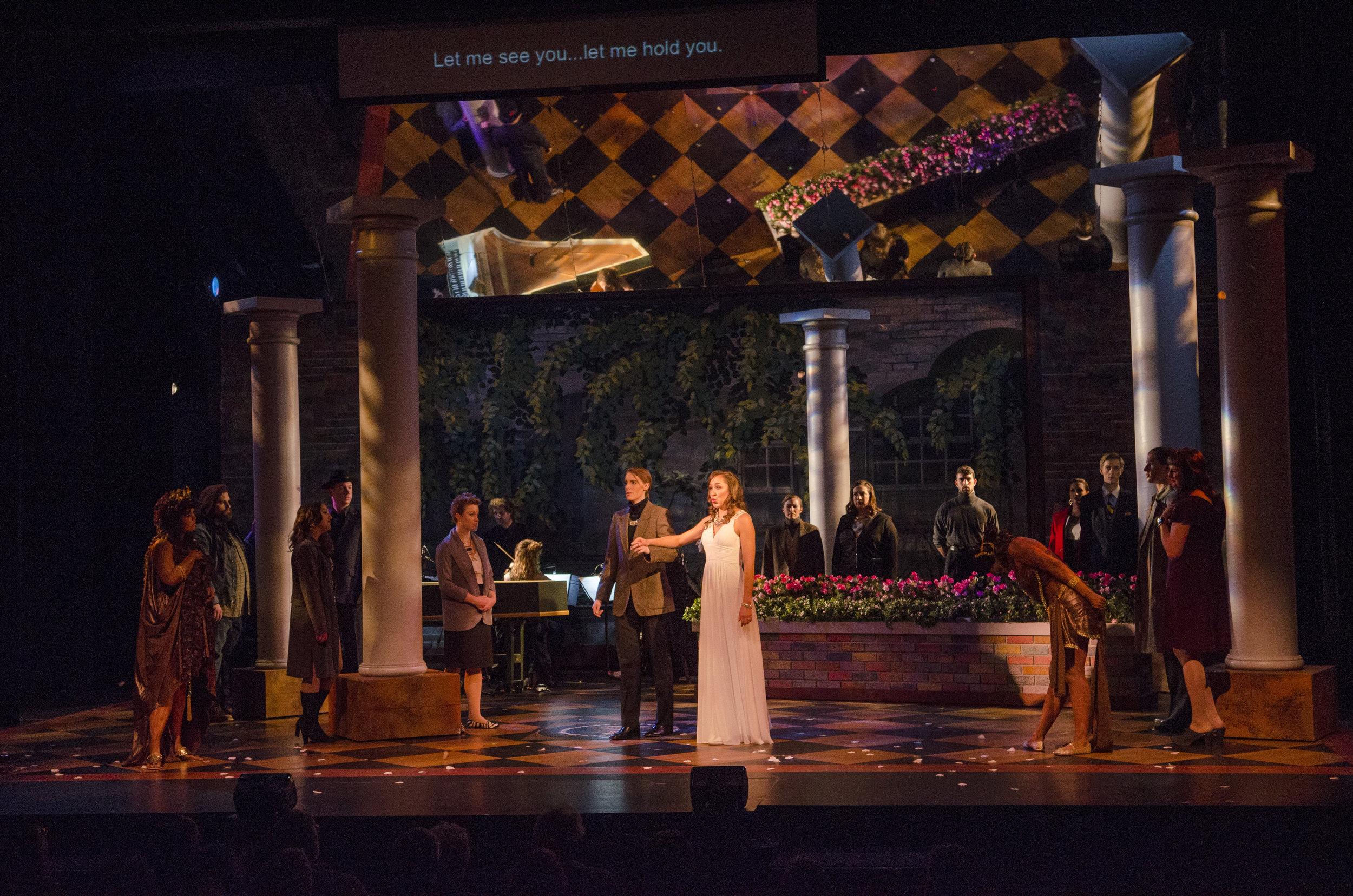 Poppea - L'incoronazione di Poppea