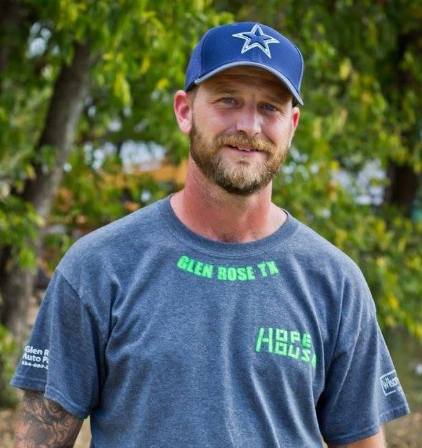 Hope House Leader - Pastor Assistant  Jeremy Nowlin  (325) 451-4887