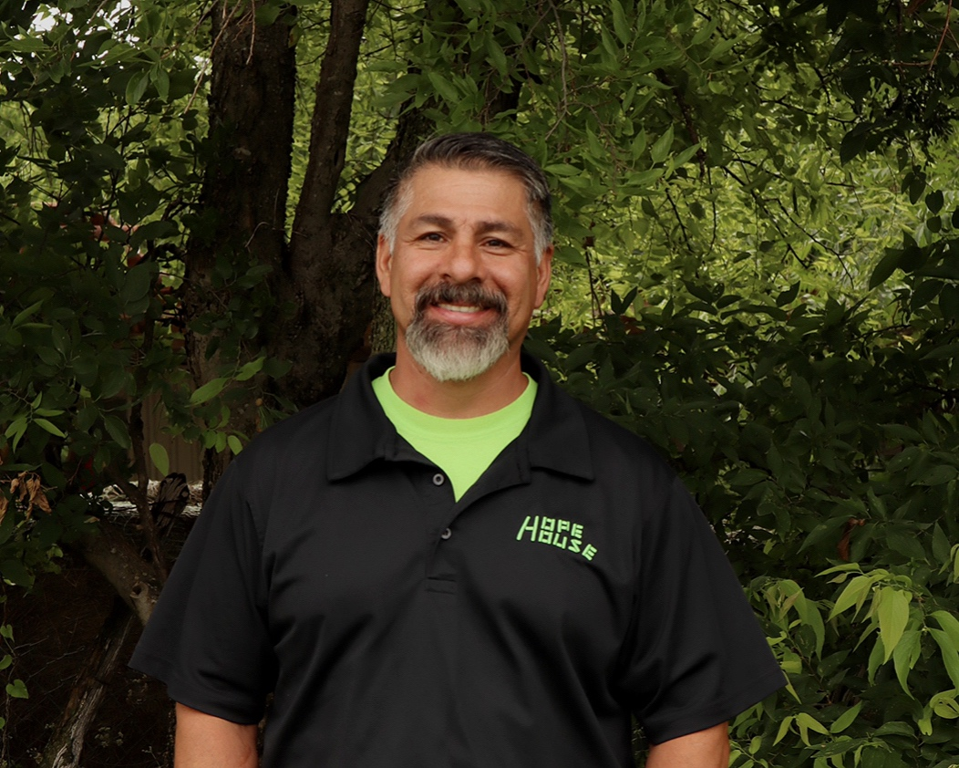 Assistant Hope House Director  Jason Gutierrez  (254) 386-6556