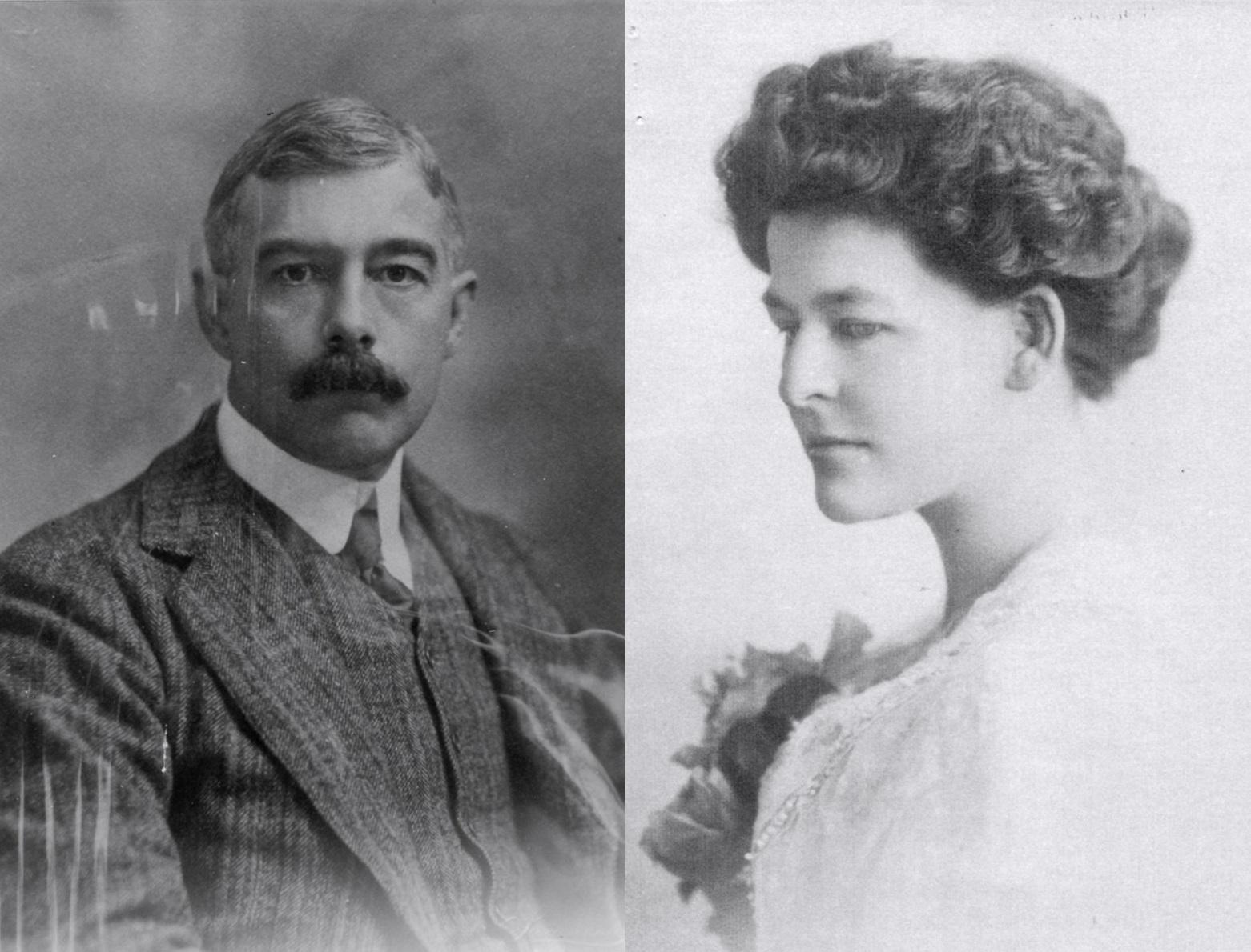 George and Maud Barclay.