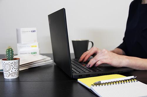 Mer information - Länkar till ytterligare information hos aktörer inom läkemedelsbranschen.