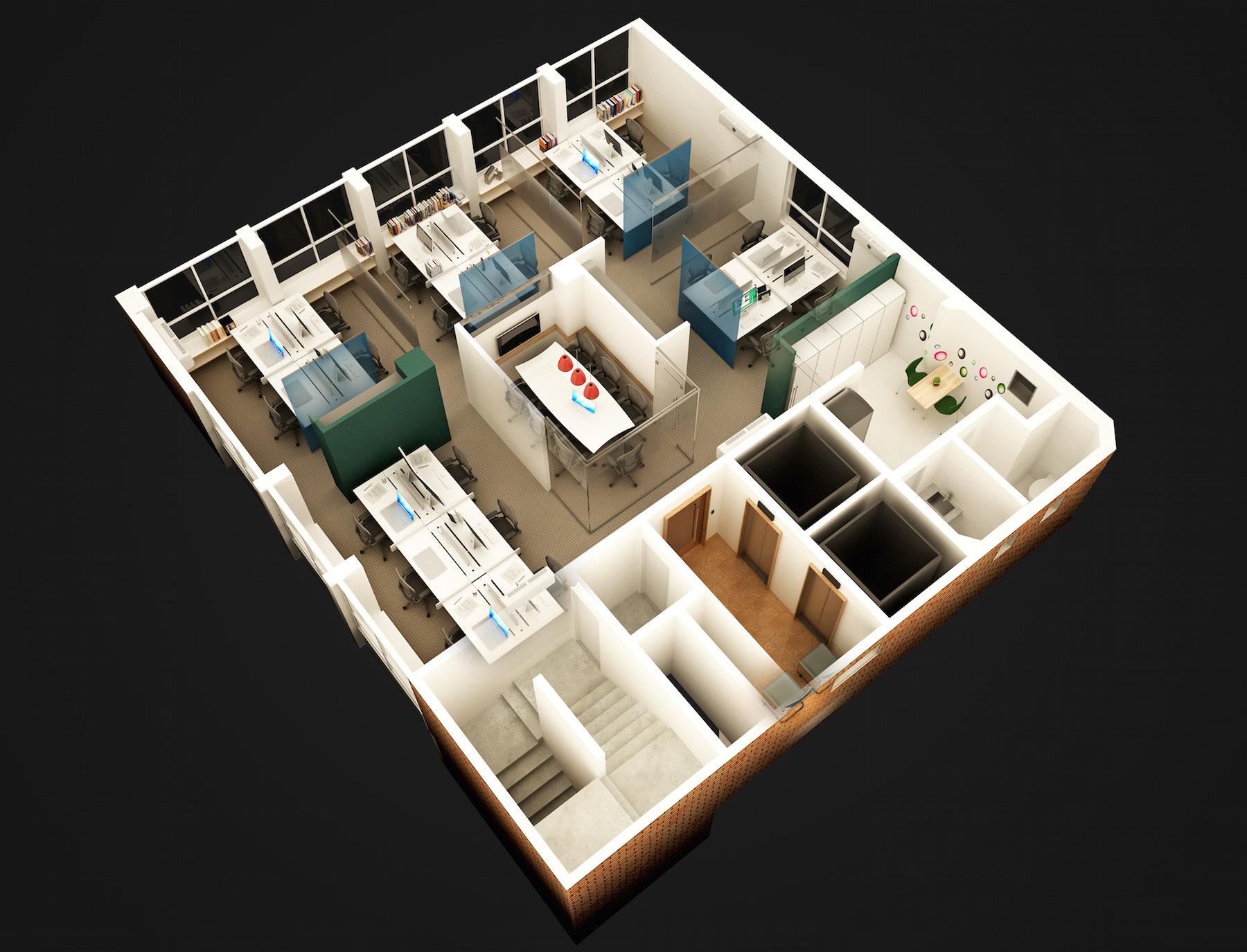 Planta Baixa 7º andar