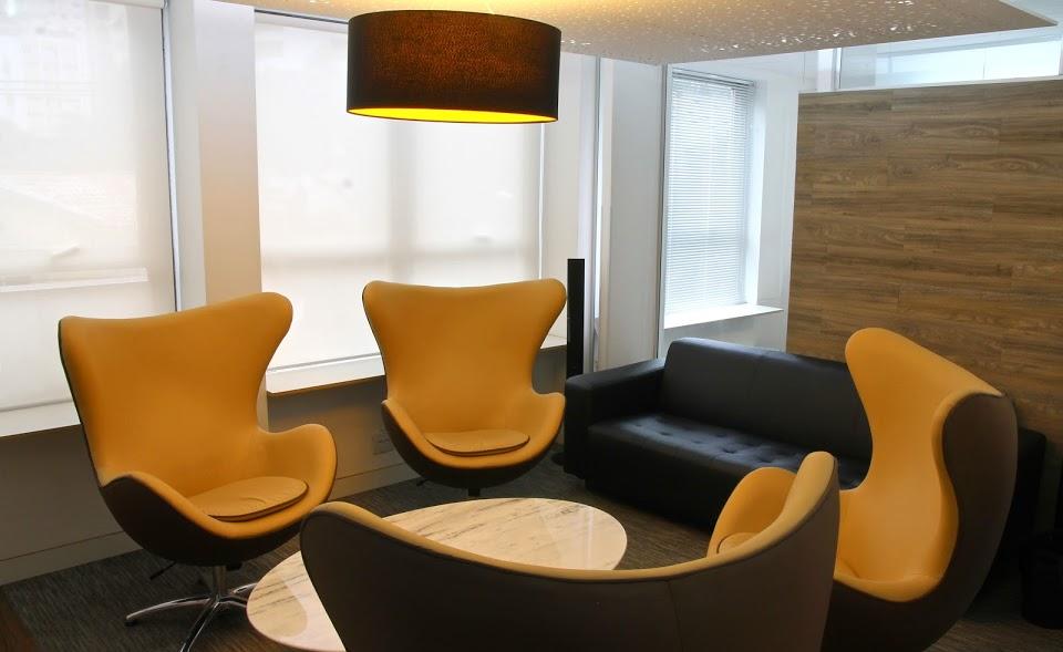 Escritórios de Coworking - Lounge Jardins, São Paulo, SP.