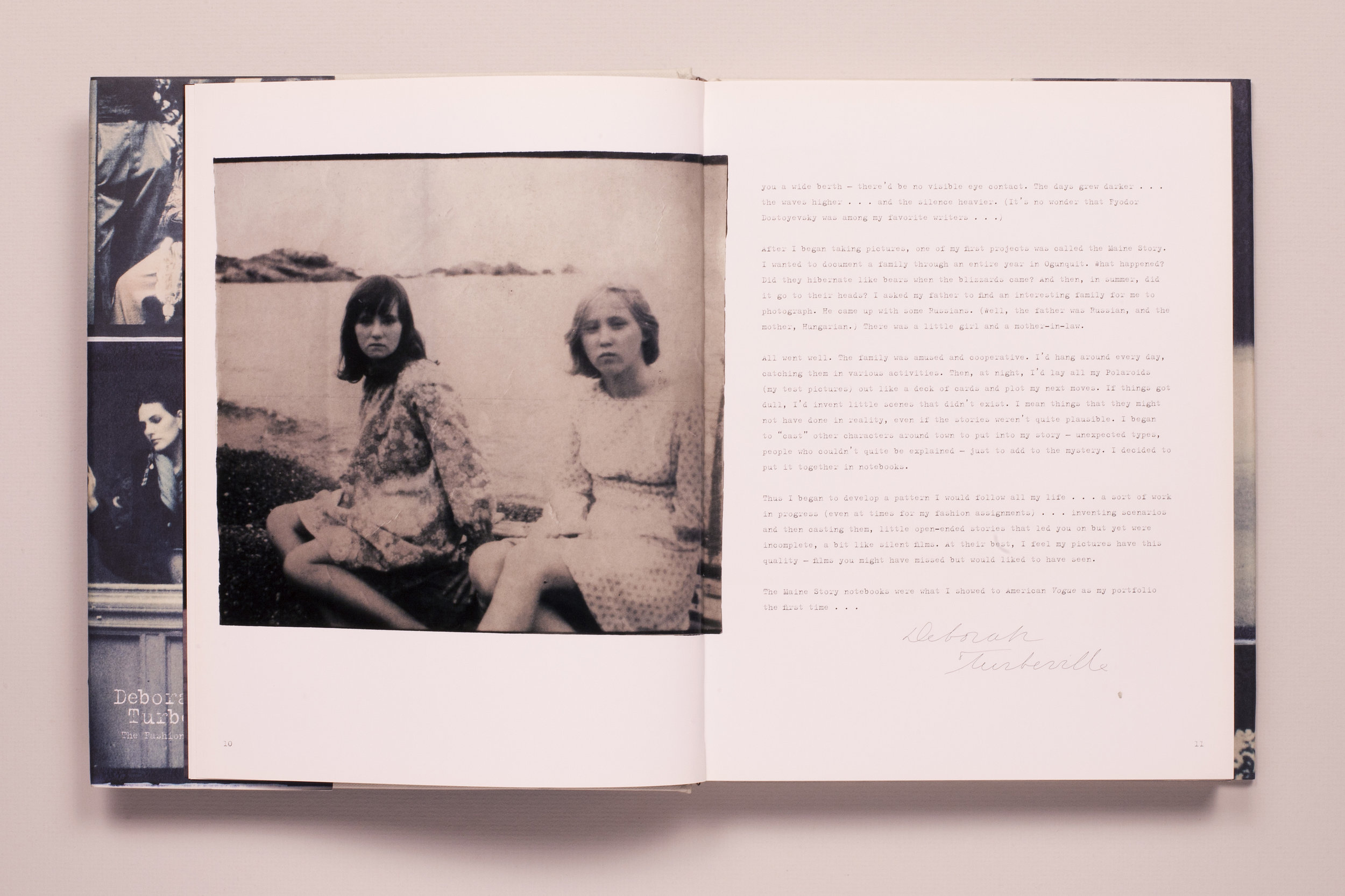 Deborah Turbeville: The Fashion Pictures (Rizzoli)