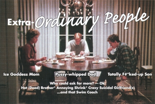 Extra-Ordinary People (Ordinary People) - March 5, 2007