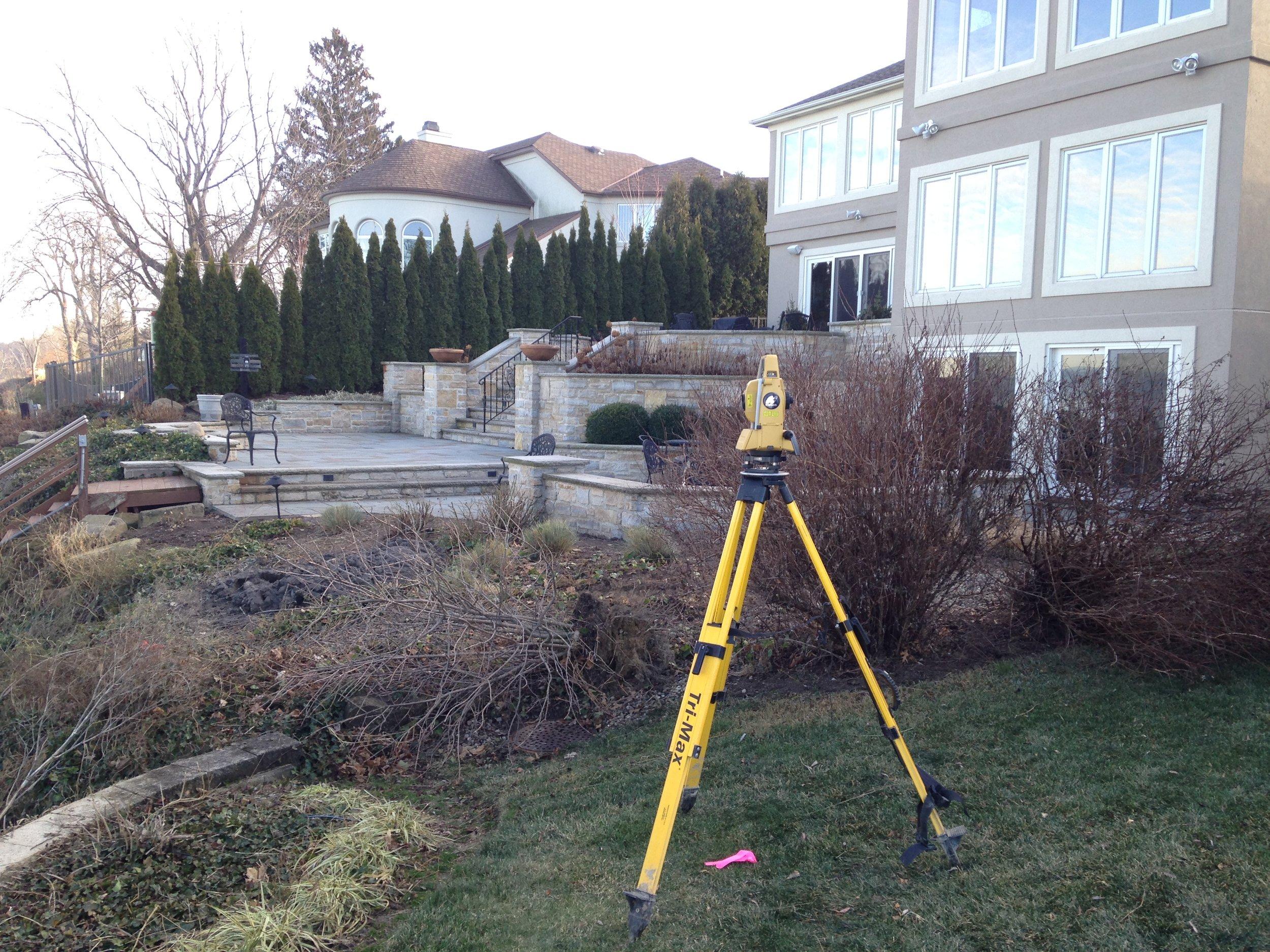 - surveying - -
