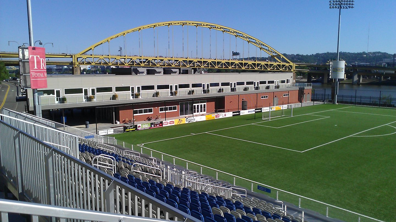Riverhounds Stadium