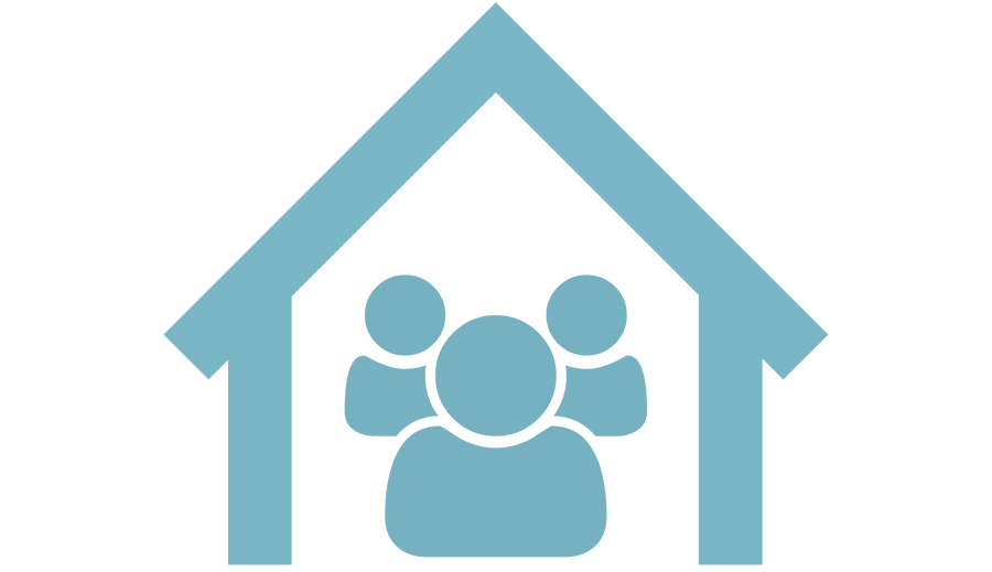 Providers rent out a spare room and earn extra income, while creating a connection to others, and providing needed housing. -