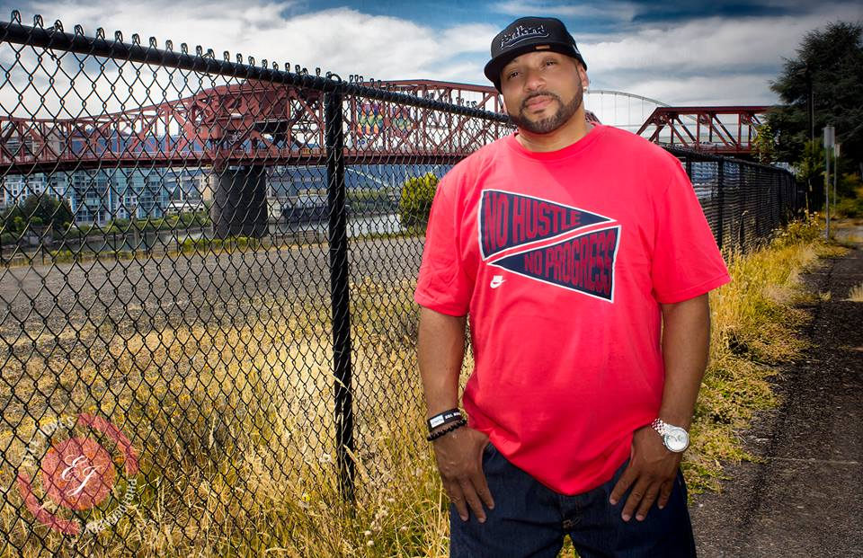 DJ OG ONE - A dj, producer, author, and community activist, has been a staple in the Pacific Northwest for over 25 years. From sharing the stage with some of the music industries elite artist, to being the official dj for the Portland Trailblazers, all the way to being an community advocate for youth and adults across the nation, O.G.ONE continues to be an impact player. His ability to read a crowd and musical knowledge has landed him on national television appearances on BET, HBO, and even hosting two weekly radio shows on XRAY FM. He is all the co-founder of Portland's own official