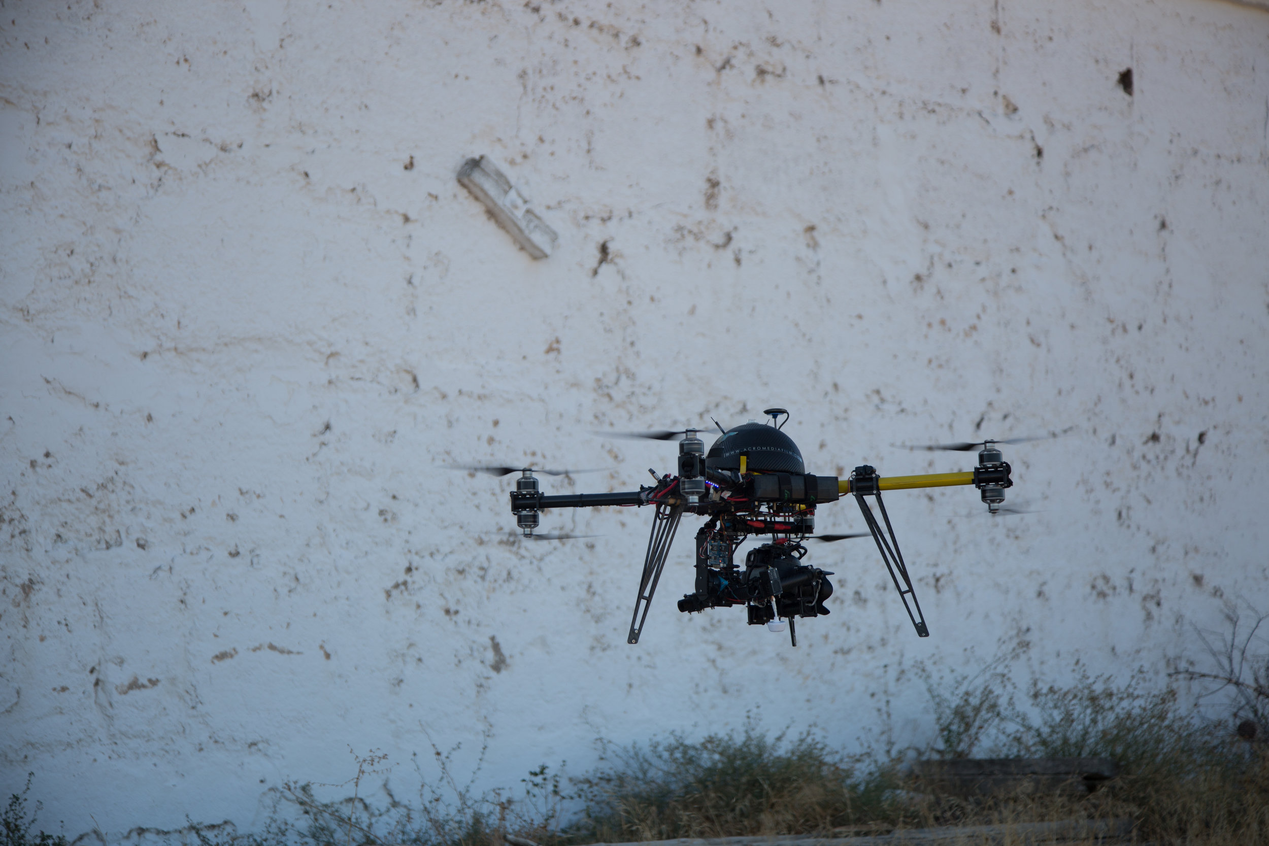 DRONES IN KRISIS: Professor from University of Bergen writes about them in the journal Krisis.(PHOTO:  Bold Content/Flickr)