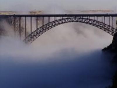 The bridge to life...