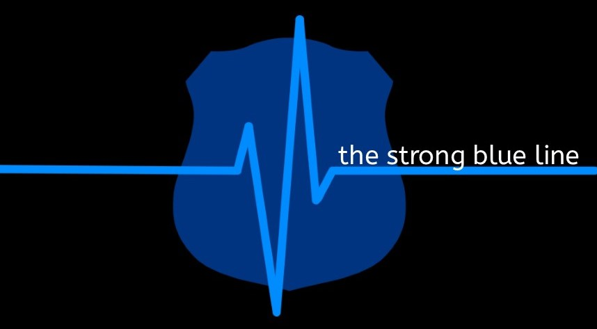 - The Strong Blue Line, an outreach ministry to police officers and their families. We desire to be a full participant in the ministry of Cop Church and other outreaches of this ministry.