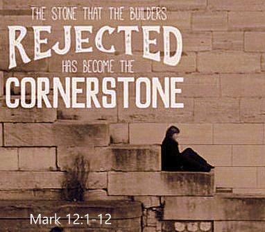 Cornerstone - March 4, 2018 Laurie MacKayMark 11:27-12:12
