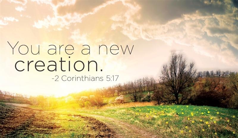 A New Creation - August 5, 2018 Randy Hamm & Rev. Ray Parker2 Corinthians 5:11-21