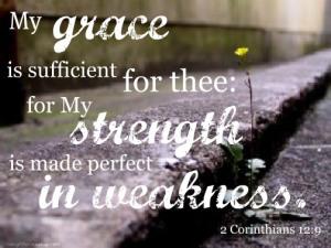 God's power in Weakness - August 12, 2018 Randy Hamm and Karen Feke2 Corinthians 12
