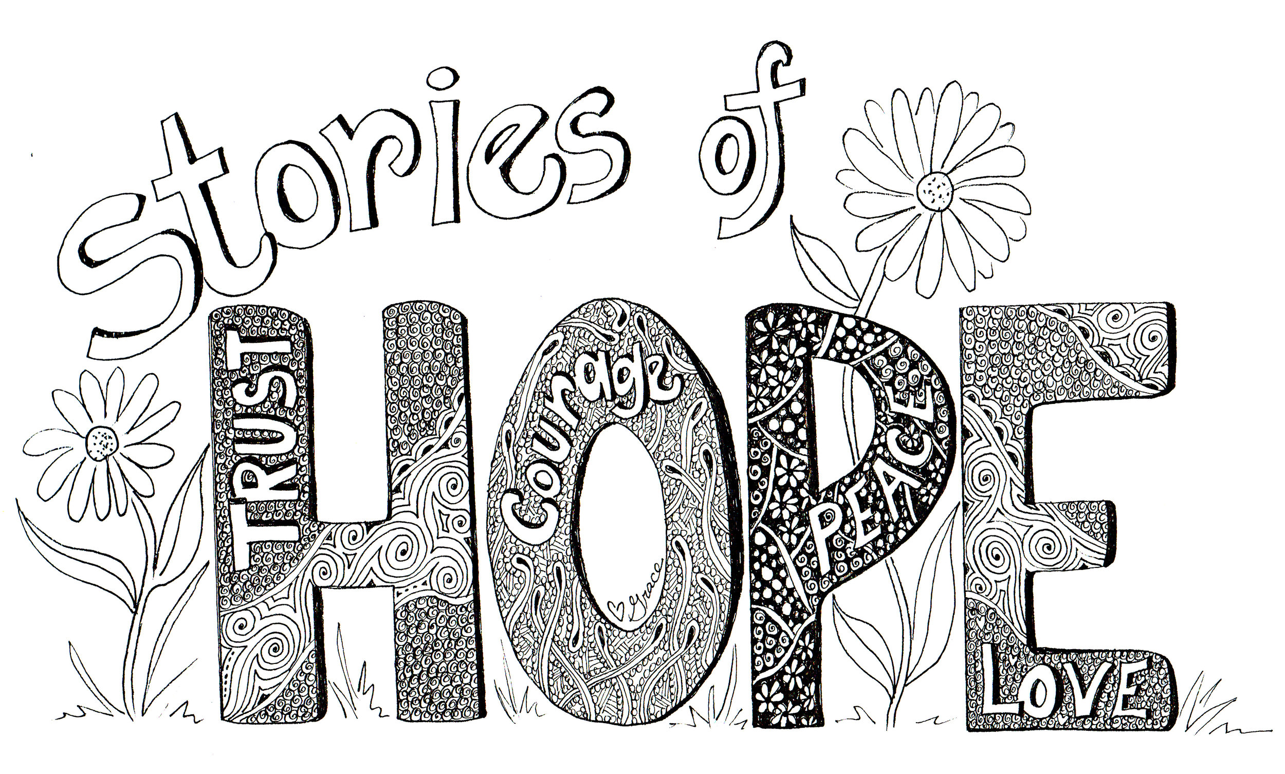 Stories of Hope - August 19, 2018 Grace WulffRomans 5:1-8