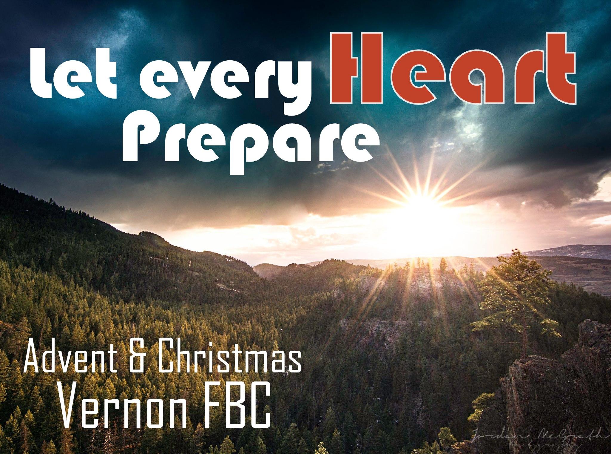 Prepare for… Joy - December 16, 2018 Randy HammLuke 2:9-21The Shepherds heard news of Great Joy. What is this Joy all about?