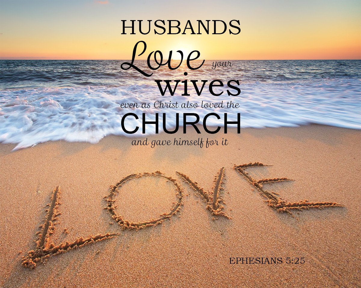 Grace for relationships Part two - February 17, 2019 Randy HammEphesians 5:21-33We take a look at how this passage is interpreted and what the bottom line really is for Paul!