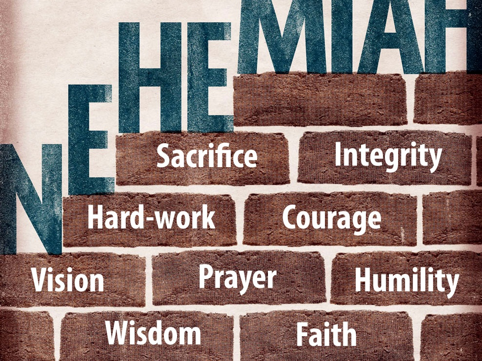 Courage & Wisdom - May 5, 2019 Randy HammNehemiah 2:1-18We see what is necessary to move forward with a vision from God.