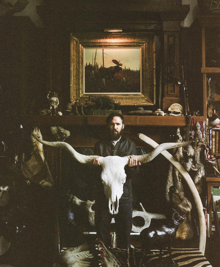 Nicholas Coleman Wildlife Western Painter.jpg