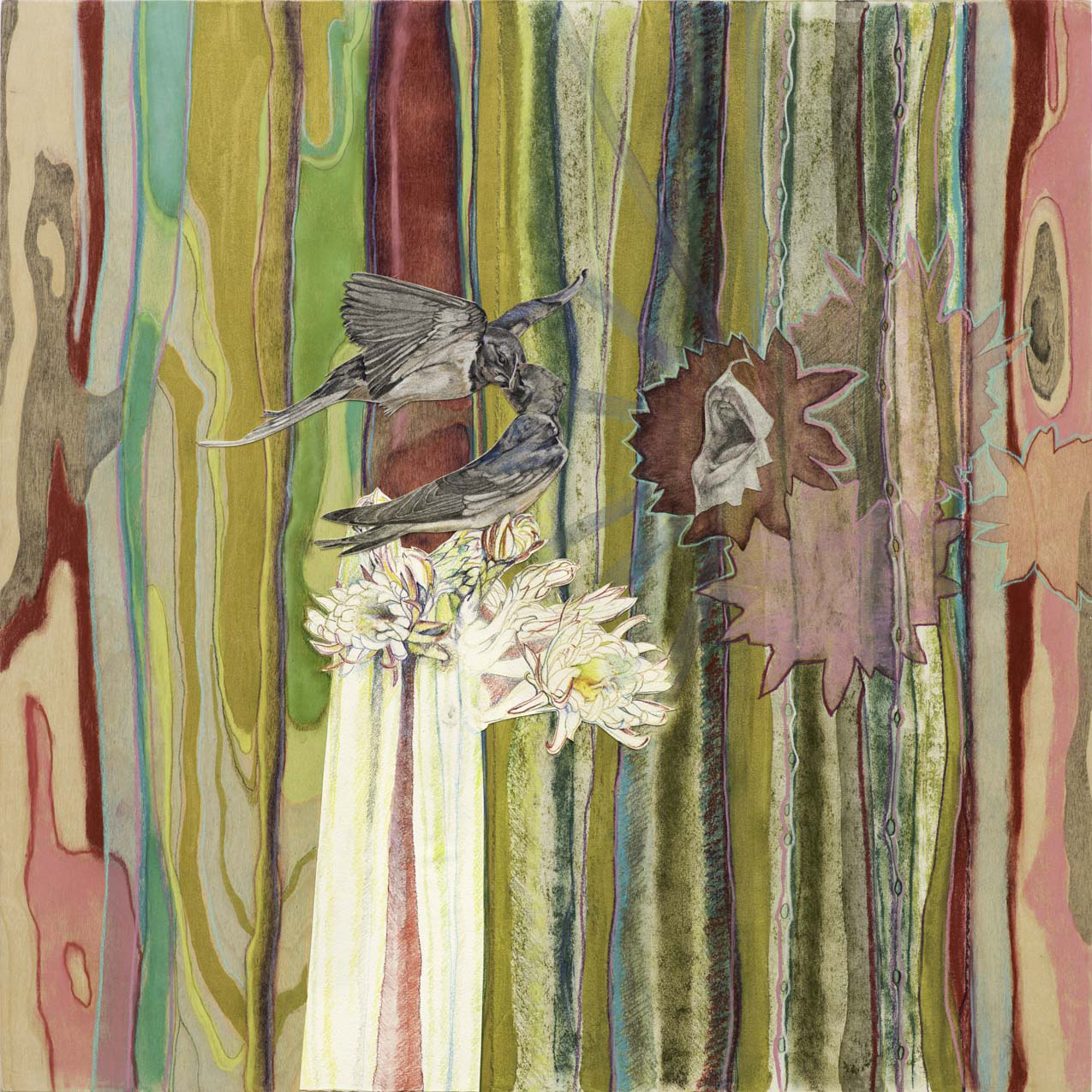 Blooming from Within, Panel 4
